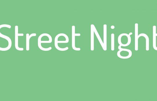 Street Night na Stołczynie, w krainie gdzie obcy NIE ginie