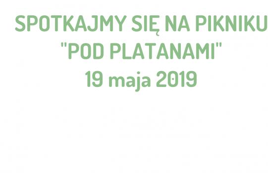 """Spotkanie z SRM podczas pikniku """"Pod Platanami"""""""