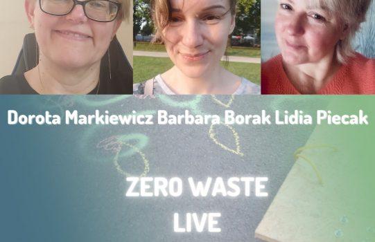 """Warsztaty w idei """"zero waste"""" już w ten weekend! Ul. Jagiellońska i Wyspa Grodzka- nadciągamy!"""